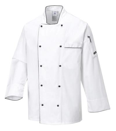Bluza kucharska szefa kuchni C776 Portwest